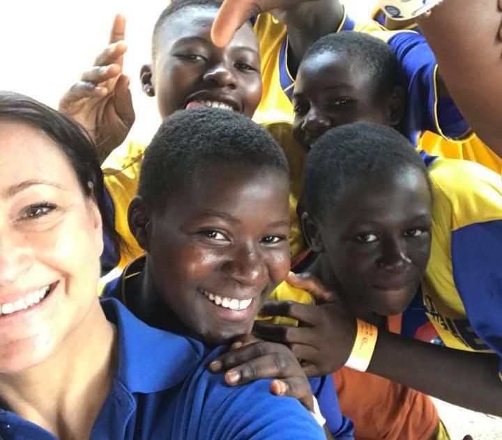 An inspirational week in Ghana